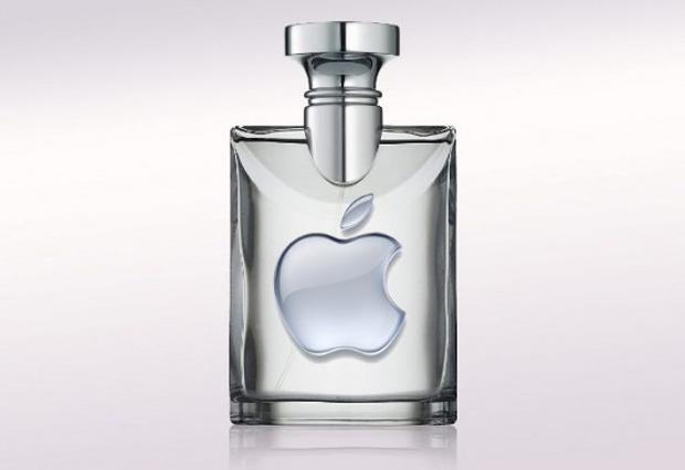 14 «Apple» ноутбугы исе белән булган парфюм