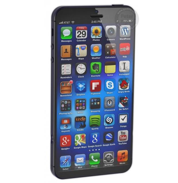 217 Apple 4.7 һәм 5.7 дюйм экранлы iPhoneнарны чыгарырга җыена